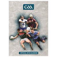 ONeills GAA Calendar 18 74