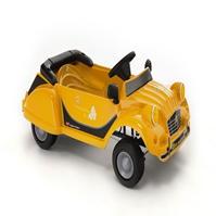 Gamesson 2CV galben Pedal Car