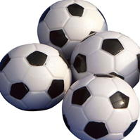 Gamesson 32mm Balls 4pcs