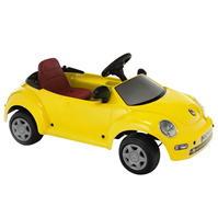 Gamesson Beetle galben Pedal Car