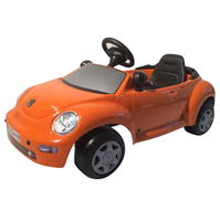 Gamesson Beetle Orange Pedal Car