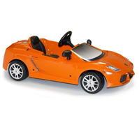 Gamesson Gallardo Orange Pedal Car