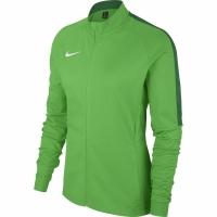 Bluza de trening Nike W Dry Academy 18 Track JKT K verde 893767 361 femei