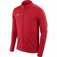 Bluza de trening Nike Dry Park 18 TRK JKT K rosu AA2071 657 pentru copii