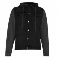 Jacheta Pulover Lee Cooper Sleeve pentru Barbati