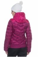 Geaca puf femei Cascade Pink Nike