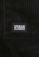 Geaca reiat tip camasa negru Urban Classics