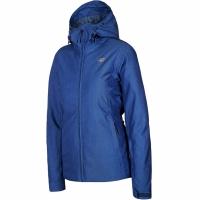 Geaca Ski 4F albastru Melange H4Z19 KUDN001 47M femei