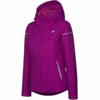 Geaca Ski 4F Dark roz H4Z19 KUDN070 53S femei