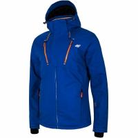 Geaca Ski barbati 4F albastru H4Z19 KUMN072 33S