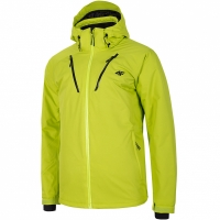 Geaca Ski barbati 4F Juicy verde H4Z19 KUMN005 45S