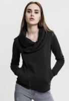 Jacheta cu Fermoar asimetric pentru Femei Urban Classics