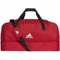 Geanta Adidas Tiro Duffel BC L rosu DU1990 copii teamwear adidas teamwear