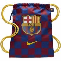 Geanta de Adidasi Nike Stadium FCB GMSK visiniu-albastru-galben BA5413 457