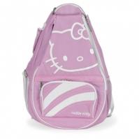 Geanta De Tenis Premium roz Hello Kitty