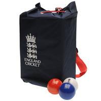 Geanta England Cricket antrenament Ball Set