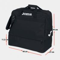 Geanta Joma antrenament III negru -medium-