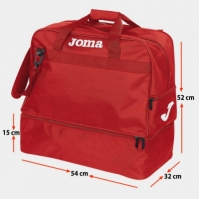 Geanta Joma antrenament III rosu -xtra-large-