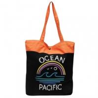 Geanta Ocean Pacific Print Tote pentru Femei