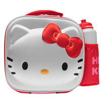 Geanta pranz Hello Kitty and Bottle