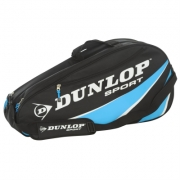Geanta Rachete tenis Dunlop Club 6 Racket Thermo