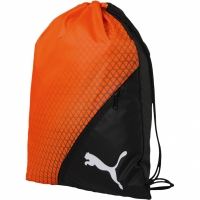 Geanta sala Geanta adidasi Puma Liga negru portocaliu 075216 05