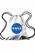 Geanta sala NASA alb Mister Tee