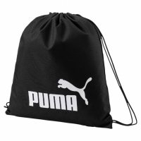 Ghiozdan sala pentru adidasi Puma Phase negru 74943 01 copii