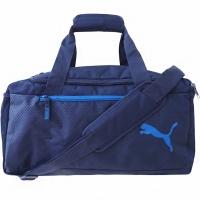 Geanta sala sport Puma Fundamentals S bleumarin 075527 12 pentru femei