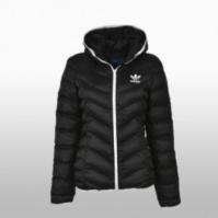 Geaca neagra matlasata Adidas Slim Jacket Femei
