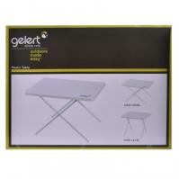 Gelert 2.9KG Plastic Table