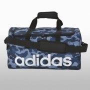 Genta de sala adidas cu imprimeu Performance Graphic Team Bag Small