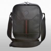 Geanta neagra de umar Ferrari Ls Portable Puma Unisex adulti