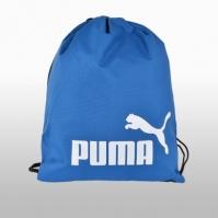 Geanta sport albastra Puma Phase Gym Sack Unisex