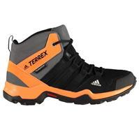 Bocanci adidas TERREX AX2R Mid pentru copii