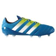 Ghete de fotbal adidas Ace 16.1 din piele FG pentru Barbati