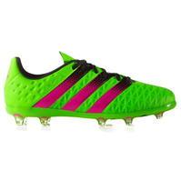 Ghete de fotbal adidas Ace 16.1 FG pentru copii