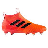 Ghete de fotbal adidas Ace 17 Purecontrol SG Laceless pentru Barbati