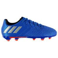 Ghete de fotbal adidas Messi 16.3 FG pentru Copii