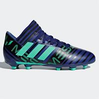 Ghete de fotbal adidas Nemezis Messi 17.3 FG pentru Copii