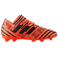 Ghete de fotbal adidas Nemeziz 17.1 FG pentru copii