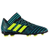 Ghete de fotbal adidas Nemeziz 17.3 FG pentru copii