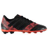 Ghete de fotbal adidas Nemeziz 17.4 FG pentru Copii