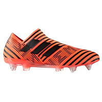 Ghete de fotbal adidas Nemeziz 17 Plus 360 Agility SG Laceless pentru Barbati