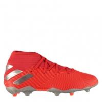 Ghete de fotbal adidas Nemeziz 19.3 FG pentru copii