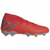 Ghete de fotbal Adidas Nemeziz 193 FG rosu F34389