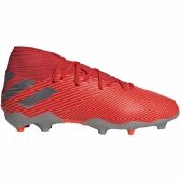Ghete de fotbal Adidas Nemeziz 193 FG rosu F99951 copii