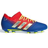 Ghete de fotbal adidas Nemeziz Messi 18.1 FG pentru Copii
