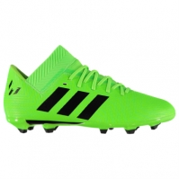 Ghete de fotbal adidas Nemeziz Messi 18.3 FG pentru copii