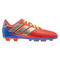 Ghete de fotbal adidas Nemeziz Messi 18.4 FG pentru Copii
